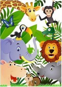 Safari - Obraz, reprodukcja