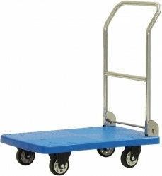 Stalgast Wózek transportowy plastikowy / H: 860 mm / D: 490 mm / W: 730 mm /0590