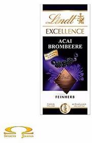 Lindt Czekolada Excellence Acai Brombeere 100g