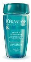 Kerastase Specifique Bain Vital Dermo Calm szampon, wzbogacona kąpiel kojąca, w