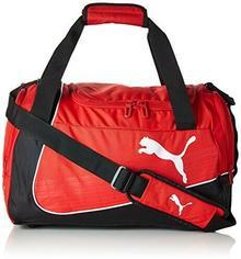 Puma evoPOWER torba sportowa, rozmiar S, czerwony 073879 03_Red/Black/White_49 x 21 x 24.5 cm, 24 Li