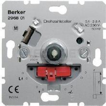 Berker Polska Regulator obrotów - B Kwadrat 296801