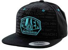 Alien Workshop czapka z daszkiem Choking Og Black CERNA)