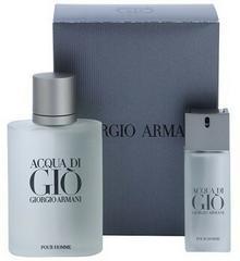 Giorgio Armani di Gio Pour Homme woda toaletowa 100 ml + woda toaletowa 20 ml