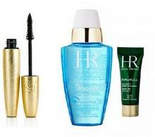 Helena Rubinstein Lash Queen zestaw kosmetyków do zestaw kosmetyków do makijażuu Perfect Blacks Zestaw krem pod oczy
