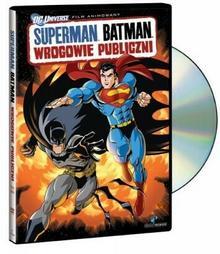 Superman Batman wrogowie publiczni