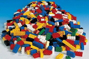 LEGO Bricks &More Zestaw Kreatywny 4586940