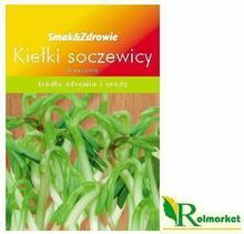 Top Decor Nasiona na kiełki - soczewica Smak&Zdrowie ND38640