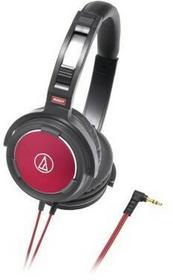 Audio-Technica ATH-WS55BRD czerwone