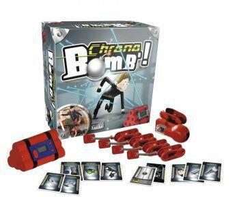 Epee CHRONO BOMB wyścig z czasem. Pokonaj pole laserowe.