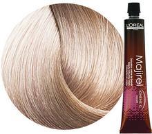 Loreal Majirel | Trwała farba do włosów kolor 9.12 bardzo jasny blond popielato-opalizujący 50ml