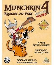 Black Monk Gra Munchkin 4 - Rumaki Do Paki