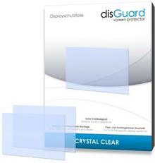 disGuard disguard folia ochronna na wyświetlacz do Casio Exilim EX-zr410/ZR-410jakość premiumMade in Germany 4.05E+12
