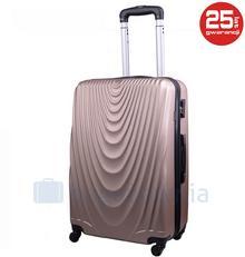 Kemer Mała kabinowa walizka 304 S RYANAIR Złota - złoty