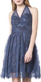 Silvian Heach Ciaglia Sukienka Niebieski XS (52522)
