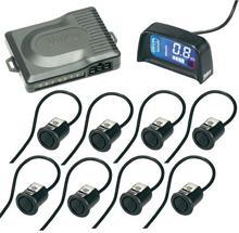Valeo Czujniki parkowania beep&park/keeper Miejsce montażu Tył Front Sygnalizacja akustyczna optyczna Maksykalny zasięg sensora 170 cm