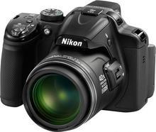 Nikon CoolPix P520 3D