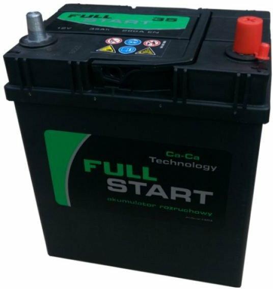 Full Start FS35PJ 12V 35Ah / 280A P+