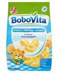 Nutricia BOBOVITA Kaszka mleczno-ryżowa o smaku morelowym po 4 m-cu 230