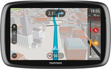 TomTomGO 610 Świat