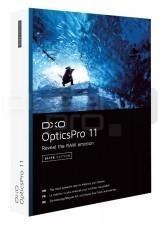 DxO Optics Pro 11 Elite - oprogramowanie DXOS039