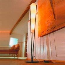 Domus Lampa stojąca SEBA ze ściemniaczem nożnym