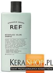 REF Weightless Volume Shampoo Szampon Nadający Objętość 285 ml