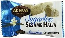 Achva Chałwa waniliowa b/cukru 25g Achva