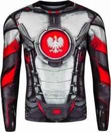 Surge Polonia Koszulka termoaktywna Mech Grafen (D/R)