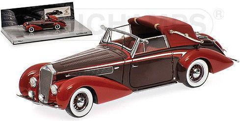 Minichamps Delage D8120 Cabriolet 1939 437115130