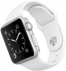 Apple Watch 2 38 mm Pasek sportowy / Biały