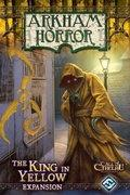 Fantasy Flight Games Arkham Horror: THE KING IN YELLOW EXPANSION (WERSJA ANGIELSKA)