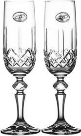 Crystal Julia Kieliszki ślubne do szampana kryształ 2 sztuki 6557)