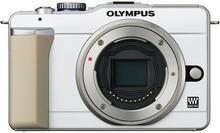 Olympus PEN E-PL1 body biały