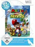 Mario Power Tennis - Sport Wii