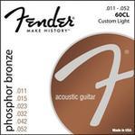 Fender 60CL 11-52 struny do gitary akustycznej
