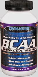 Dymatize BCAA Complex 2200mg/200 kap.