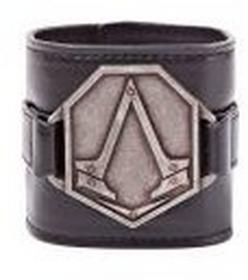 Good Loot Assassins Creed - PU Wristband with Metal Logo Patch