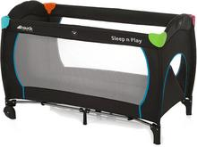 Hauck Łóżeczko łóżeczka turystyczne Sleep N Play Go Plus Multicolor black 600702