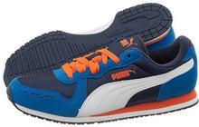 Puma Buty Cabana Racer Mesh Jr (PU284-c) niebieski 356372-08
