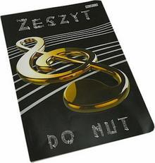 Hamelin Top 2000 Zeszyt do nut A4 16k. - Top