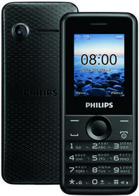 Philips Xenium E103 czarny