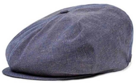 Brixton płaska czapka Ollie Navy Chambray NVCHA) rozmiar L