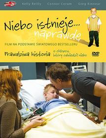 Wydawnictwo Gloria24.pl Niebo istnieje… naprawdę (książeczka + DVD)