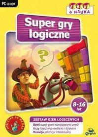 PWN Super Gry Logiczne