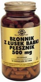 Solgar VITAMIN AND HERB Blonnik Babka Plesznik 200 szt.