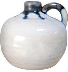 HK Living HK Living Ceramiczny malowany wazon średni CER0037