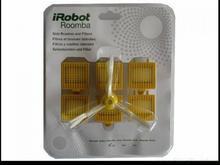 iRobot zestaw 3x2 filtry HEPA + 3 szczotki boczne do 700 114