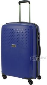 Puccini PP010 średnia walizka - granatowy PP010 B 7a
