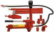 Zestaw rozpieraków hydraulicznych Mannesmann do naciągania blachy 4T